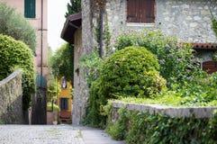 Ancient Italian village Royalty Free Stock Photos