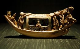 Ancient jade royalty free stock photo