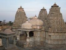 Ancient Jain temple Royalty Free Stock Photos