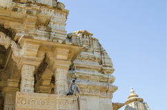 Free Ancient Jain Temples Of Great Architectural Beauty In India Royalty Free Stock Photography - 88902877