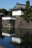 Ancient Japanese building Royalty Free Stock Photos