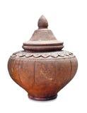 Ancient jar Royalty Free Stock Photo