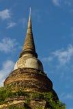 Ancient Jedi. Thailand Ancient Pagoda (Chedi) at Chiang Mai Stock Images