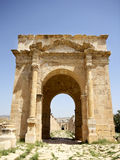 Ancient Jerash. Jordan Royalty Free Stock Images