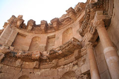 Ancient Jerash Stock Photos