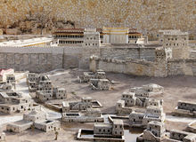 Ancient Jerusalem. Royalty Free Stock Image