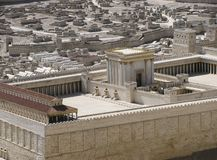 Ancient Jerusalem Royalty Free Stock Photo