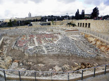 Ancient Jerusalem Royalty Free Stock Images