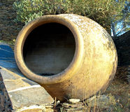 Ancient jug Royalty Free Stock Photos