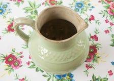 Ancient jug Royalty Free Stock Photo