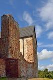 Ancient Kastelholm Castle (built in 14th century), Aland islands Stock Images