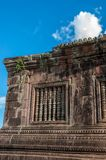 Ancient Khmer Architecture at Wat Phou Stock Images