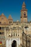 Ancient king palace Stock Image