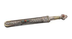 Ancient knife Royalty Free Stock Photos