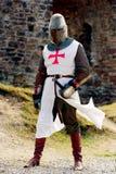 Ancient knight Stock Photo
