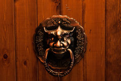 Ancient Knocker Royalty Free Stock Images