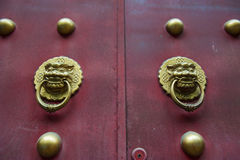Ancient knockers Stock Images