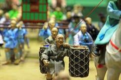 Ancient Korean Traditional Life Japanese era Royalty Free Stock Images