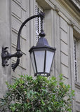 Ancient Lamp close up in Paris Royalty Free Stock Photography