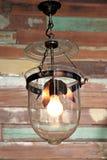 Ancient lamp. Royalty Free Stock Photo