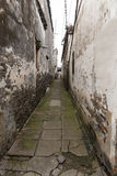 Ancient lane in Fengjing Royalty Free Stock Images