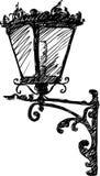 Ancient lantern Royalty Free Stock Image