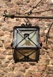 Ancient lantern Royalty Free Stock Photo