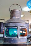 Ancient lantern Stock Photo