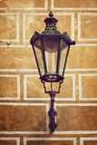 Ancient lantern Royalty Free Stock Photography