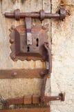 Ancient lock Royalty Free Stock Photos