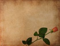 Ancient love letter background Stock Photos