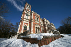 Ancient manor in Russia. Royalty Free Stock Photography