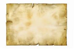 Ancient manuscript Stock Photography