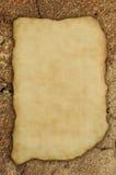 Ancient manuscript royalty free stock photos