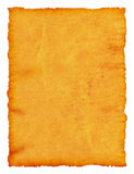 An ancient manuscript, papyrus. Blank. Royalty Free Stock Photography
