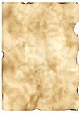Ancient manuscripts 2. Ancient sheet of a paper. The image is especially convenient for the further on it imposings of the text Stock Images