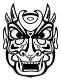 Ancient mask Royalty Free Stock Photos