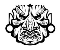 Ancient mask Royalty Free Stock Image