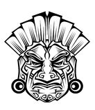 Ancient mask Stock Photos