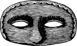 Ancient mask Royalty Free Stock Photo