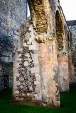 Canterbury arches, detail of masonry Stock Images