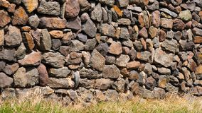Ancient  masonry  walls Stock Photography