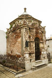 Ancient mausoleum Stock Image