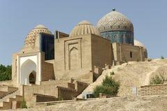 Ancient mausoleum complex Stock Photo