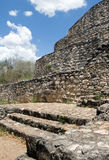 Ancient Maya city of Ek Balam Stock Photos