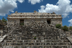 Ancient Maya city of Ek Balam Royalty Free Stock Images