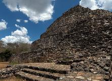 Ancient Maya city of Ek Balam Royalty Free Stock Photos
