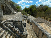 Ancient Maya city of Ek Balam Royalty Free Stock Photography