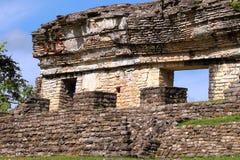 Ancient maya city of Palenque XIV Stock Photos