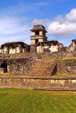 Ancient maya city of Palenque XXIV Stock Image